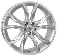 Литые диски WSP Italy Peugeot (W853) Le Mans W8.5 R19 PCD5x108 ET27 DIA65.1 hyper silver