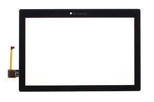 Сенсорний екран для планшету Lenovo  TAB 2 A10-70F, Tab 2 A10-70L #101-1947-V6, тачскрін чорний