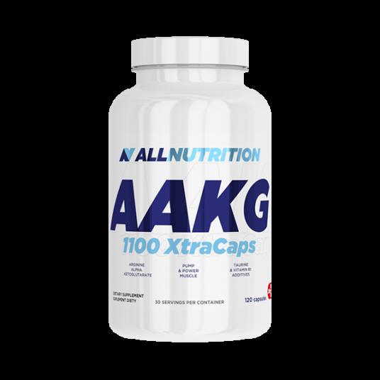 Аргинин AllNutrition AAKG 120 caps