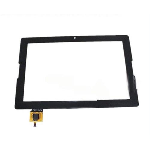 Сенсорний екран для планшету Lenovo IdeaTab A7600 #MCF-101-1325-V3 тачскрін чорний