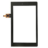 """Сенсорний екран для планшету Lenovo Yoga Tablet 3-X50 10"""" LTE #101-2294 тачскрін чорний"""