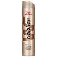 Wella Wellaflex Haarspray Glanz & Halt - Лак для волос Сияние и Уход