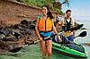 Лодка Двухместная Надувная (Каяк) Intex Challenger K2, 351 х 76 х 38 См, С Насосом И Веслами Ps, фото 7