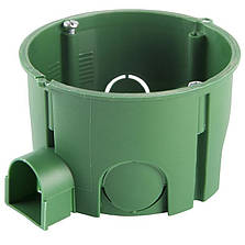 Коробка Schneider-Electric установочная для сплошных стен 65x45 (бетон стыковая) (200 шт / уп), фото 2
