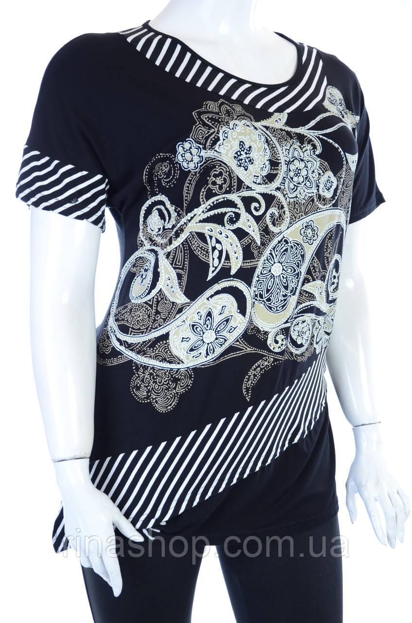 Женская футболка F060