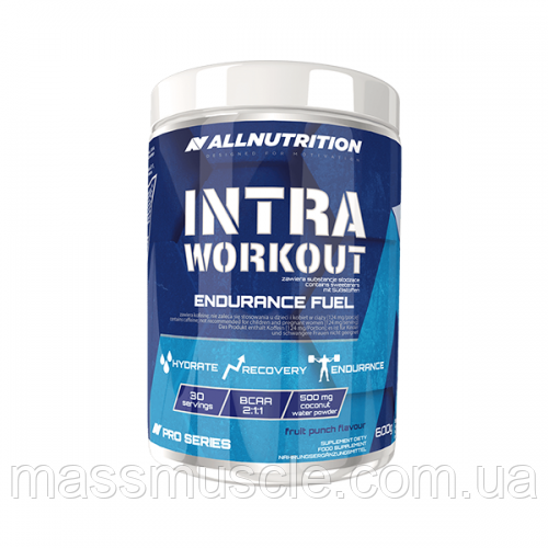 Предтренировочный комплекс AllNutrition Intra Workout 600 g