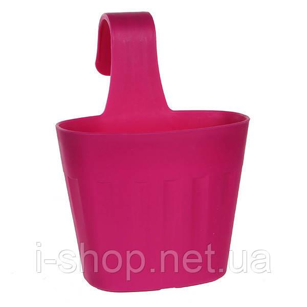 Горшок для цветов Fiorenza 3,8 л. розовый