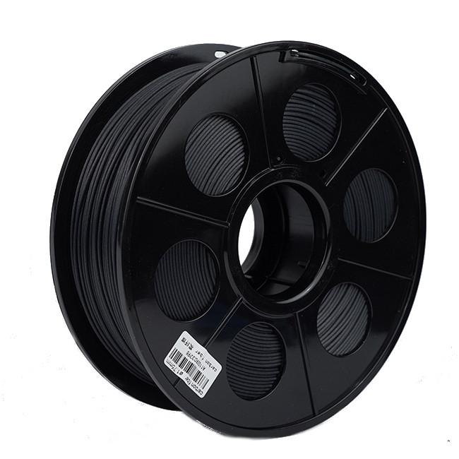 KCAMEL® 1.75mm 1KG Черное волокно с углеродным волокном для 3D-принтеров 1TopShop