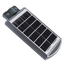 20W Солнечная Powered Водонепроницаемы Radar Датчик Dusk - Dawn LED Уличный свет с контроллером Дистанционный - 1TopShop, фото 3