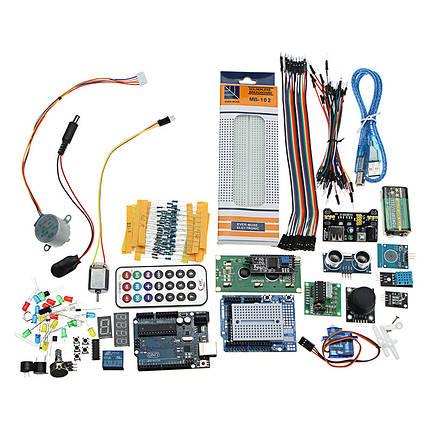 Суперпроект UNO R3 Стартер Набор С реле Jumper Макетная LED SG90 Сервопривод Для Arduino - 1TopShop, фото 2