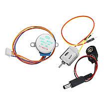 Суперпроект UNO R3 Стартер Набор С реле Jumper Макетная LED SG90 Сервопривод Для Arduino - 1TopShop, фото 3