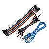 Суперпроект UNO R3 Стартер Набор С реле Jumper Макетная LED SG90 Сервопривод Для Arduino - 1TopShop, фото 6