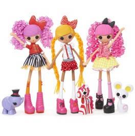 Ляльки Лалалупсі / Lalaloopsy Girls