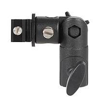 E Тип Универсальная металлическая вспышка Hot Shoe Speedlite Держатель для зонтов с подставкой с креплением Болт 1TopShop, фото 3