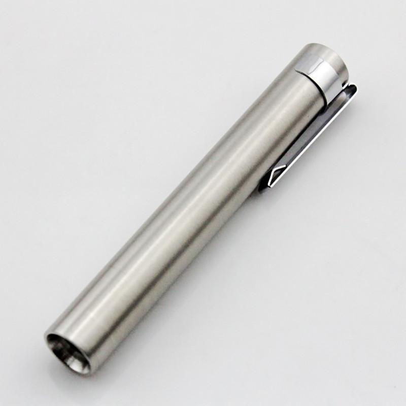 YupardXPEQ5600LMНержавеющаясталь Super Mini Tactical LED Фонарик 10400 / AAA - 1TopShop
