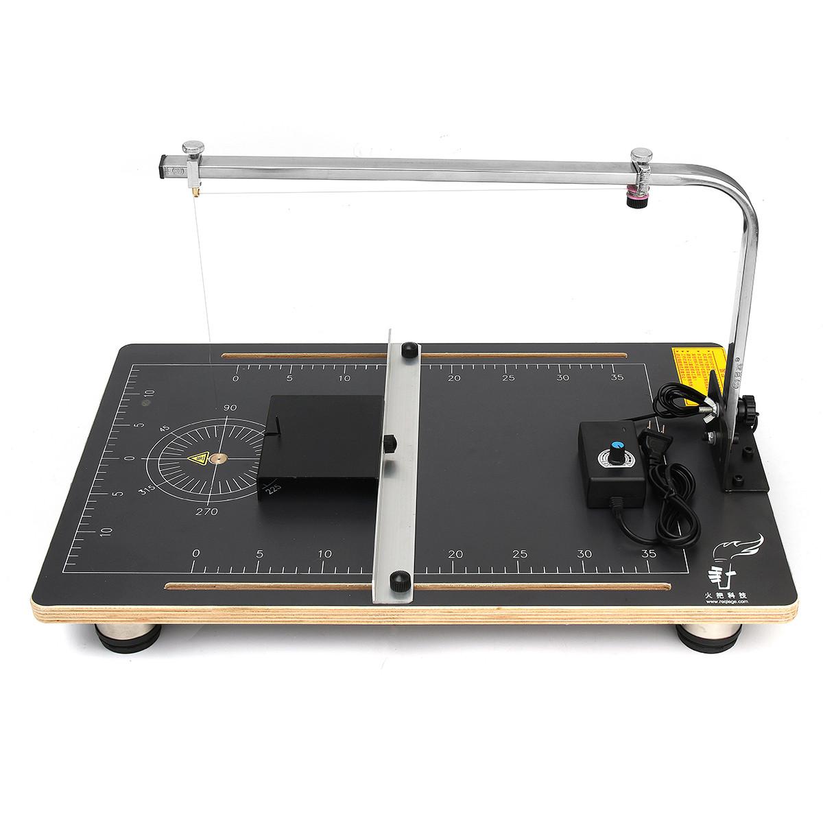 220V Доска Hot Провод Пенопласт для резки пенопласта Рабочий стол Набор 1TopShop