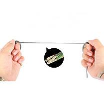 3,5 мм стерео аудио-уха Wire-Control Metal Наушник с Микрофон микрофоном для компьютерной игры 1TopShop, фото 3