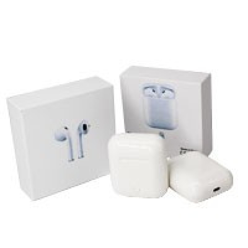 ... Беспроводные Bluetooth Наушники Apple Airpods I7S Ifans TWS с Док  Станцией cca252fb527d7