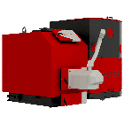 Твердотопливные котлы Альтеп TRIO UNI Pellet Plus 400 кВт (Украина), фото 2