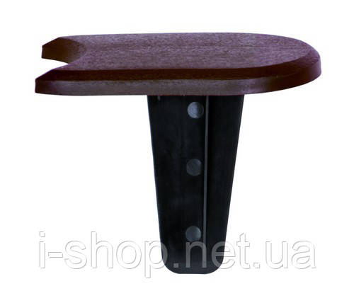 Комплект палисада Flat, коричневый, 1,9 м, фото 2