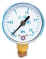 Манометр кислородный 2.5 МПа