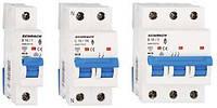 Автоматические выключатели серии AM (6кА)
