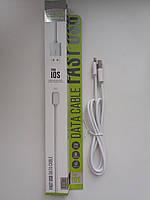 USB кабель Ldnio Lightning (iphone 5/6/7/8/X) (White)
