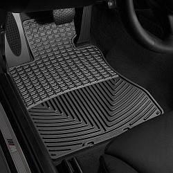 Коврики салона Weathertech BMW 5 2003-10 E60 передние, черн 2 шт.
