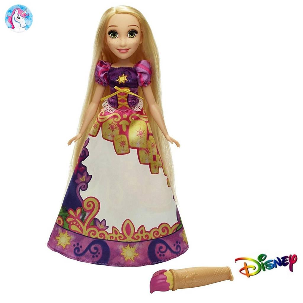 Игровой набор Disney Princess Волшебный наряд Рапунцель