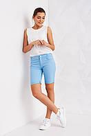 Женские шорты с отворотами, фото 1