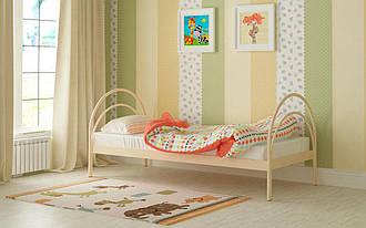 Металлическая кровать Алиса