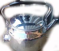 Электрочайник металлический ЭРГ-AL