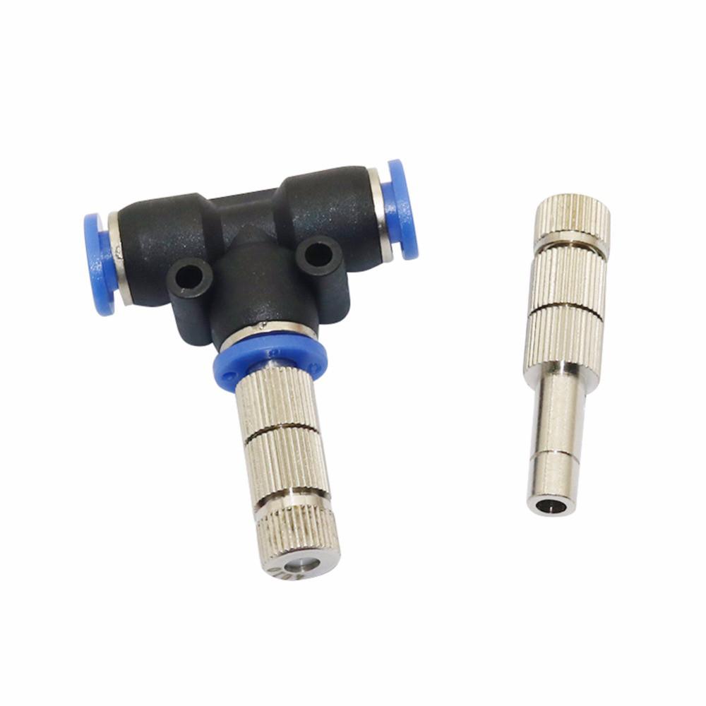 Форсунки для туманообразования с клапаном и фильтром 0.5мм
