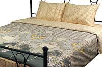 Комплект постельного белья Руно семейный сатин арт.6.137А_S28-4(A+B)