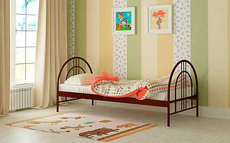 Металлическая кровать Алиса Люкс