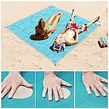 Килимок пляжний 200см×150см, фото 4