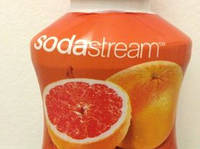 SodaStream сироп #PINK (розовый грейпфрут) 500мл.