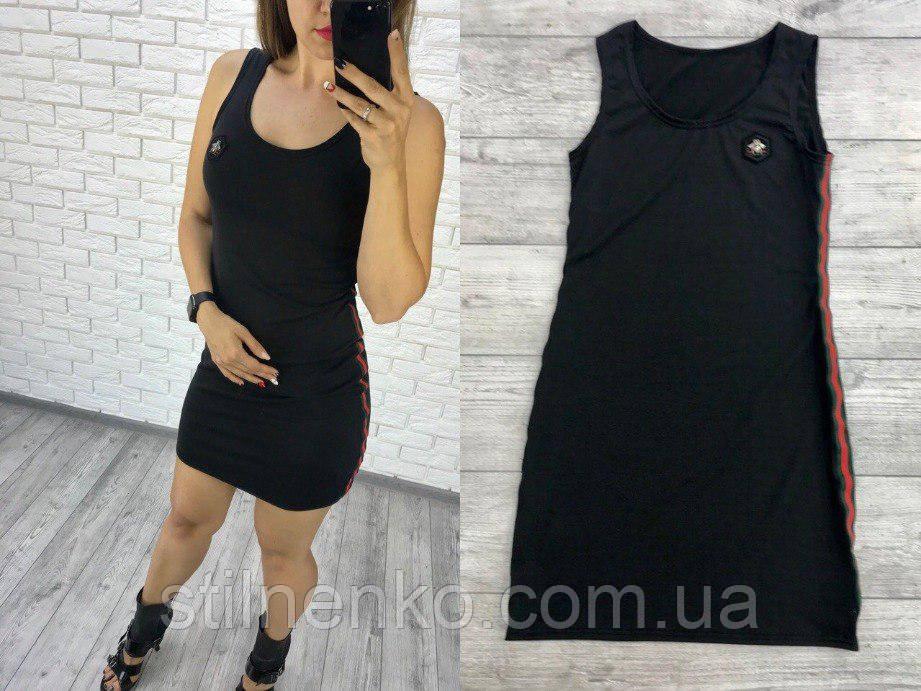 Платье  - батал для женщин Турция