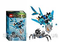 Конструктор Bionicle Бионикл Тотемное животное Воды Акида 120дет