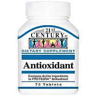 Антиоксидант c витаминами АСЕ, 21st Century Health Care, 75 таблеток