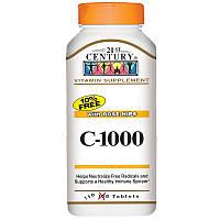 Витамин С, шиповник,  21st Century Health Care, 110 табл