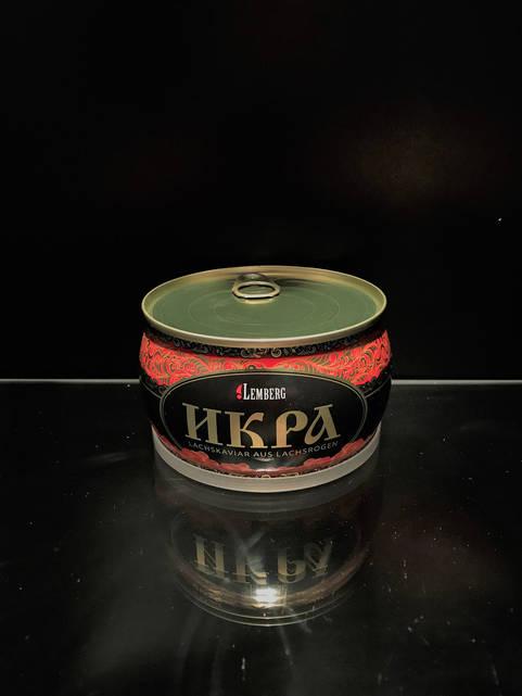 Красная Икра Кеты Lemberg 400г