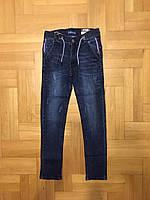 Джинсовые брюки на мальчиков оптом, F&D, 116-146 рр, фото 1