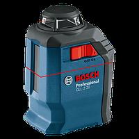 Лазерный нивелир BOSCH GLL 2-20 + BM3 + КЕЙС
