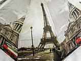 Женский зонт полуавтомат города спиц 10, фото 3