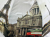 Женский зонт полуавтомат города спиц 10, фото 4
