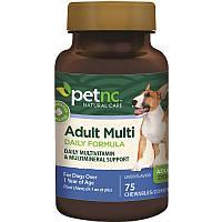 Витамины для собак, Adult Multi Daily Formula, 21st Century Health Care, 75 таб.
