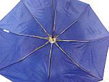 Зонт однотонный механика малиновый, фото 10