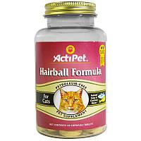 Витамины для кошек, Actipet, 60 таблеток