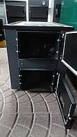 Котел твердотопливный ProTech ТТП Lux – 18с кВт с двумя варочными комфорками